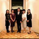 日本マナー・プロトコール協会 講師養成講座50回記念パーティー